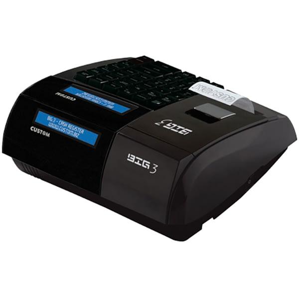 registratore di cassa Custom BIG3